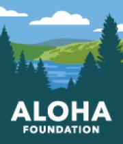 Aloha foundation logo.