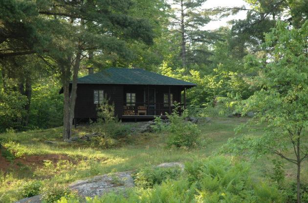 An Ohana cabin.